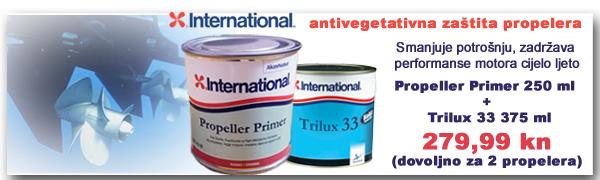 International Propeller Primer 250 ml + Trilux 33 0,375