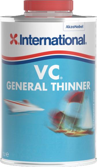 VC General thinner 1L