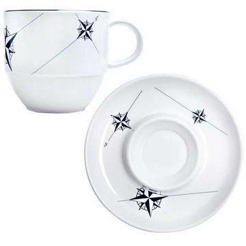 North šalice za čaj