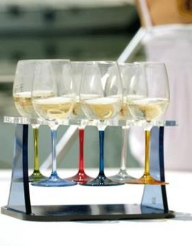 Stalak za čaše šamp/vina