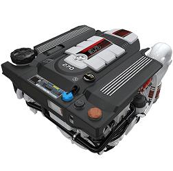 Mercury Diesel 3.0L 270KS