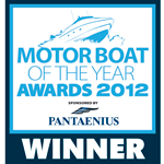 Quicksilver Activ 645 Cabin dobio nagradu Motor Boat of the Year award 2012!