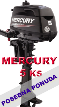 Mercury 5 KS, d.o, Mercury 3,5 k.o.