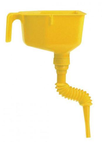 Višenamjenski 5 u 1 lijevak žuti