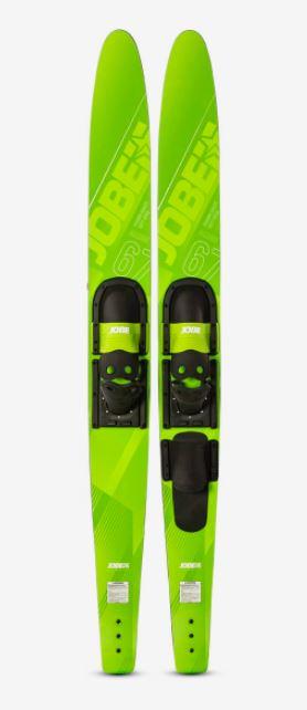 "Jobe Skije Allegre 67"" Combo Blue/Lime 170cm"