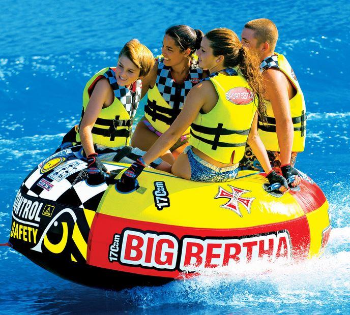 Tuba Sportsstuff Big Bertha